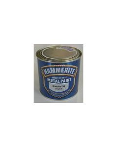 Hammerite Smoothrite Silver 250ml & 750ml