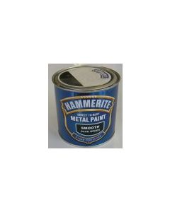Hammerite Smoothrite Dark Green 250 ml