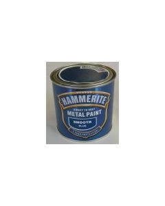 Hammerite Smoothrite Blue 250ml & 750 ml