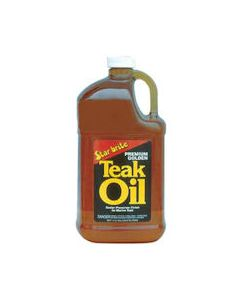 Starbrite Premium Golden Teak Oil (950 ml) 32fl oz