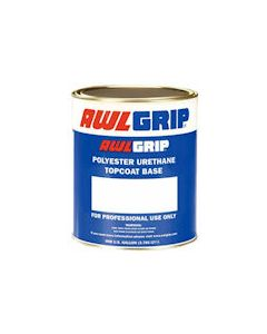 Awlgrip Polyester Urethane Topcoat Base Paint Quart Snow White