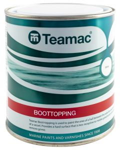 Teamac Boottopping Antifouling Paint