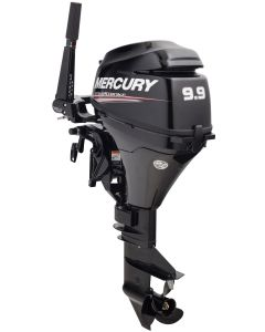 Mercury Outboard 9.9HP 4 Stroke Manual Start