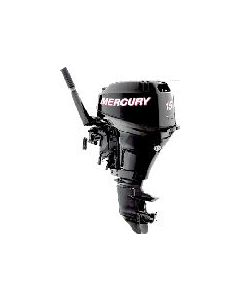 Mercury F15HP 4 Stroke Manual Start