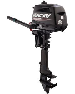 Mercury Outboard 5HP 4 Stroke Manual Start