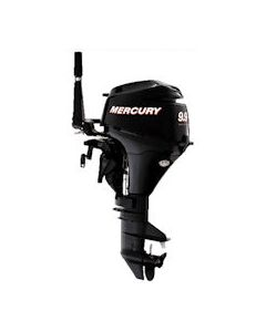 Mercury Outboard 9.9HP 4 Stroke Manual Long Shaft