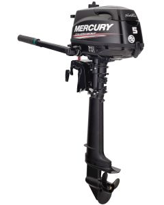 Mercury F5HP 4 Stroke Manual Long Shaft Sail