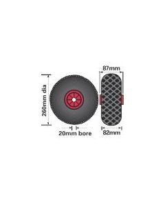 Jockey Spare Wheel Pneumatic