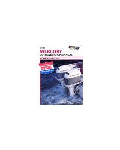 Mercury 3.9-135HP '64-'71 - Clymer Outboard Engine Manual