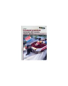 Evinrude/Johnson 2-300HP 91-93 - Clymer Outboard Engine Manual