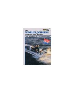 Evinrude/Johnson 2-70HP '95-'98 - Clymer Outboard Engine Manual