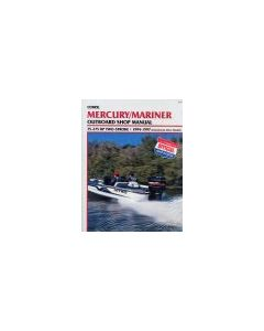 Mercury 75-275HP '94 -'97 - Clymer Outboard Engine Manual