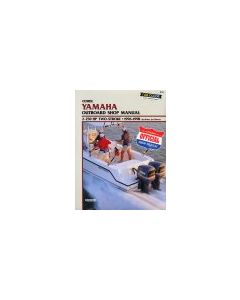 Yamaha 2-250HP 96-98 Clymer Outboard Engine Manual