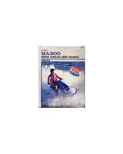 Seado '88-'92 Clymer Outboard Engine Manual