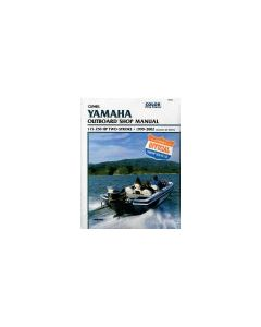Yamaha 115-250Hp '99-'02 Clymer Outboard Engine Manual
