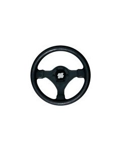 Steering Wheel Small Soft Grip Black