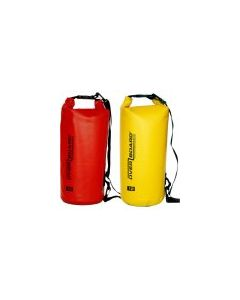 Overboard Dry Tube Bags 12 Ltr Red & Yellow