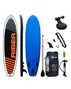 """Riber 322 10ft 6"""" Inflatable Stand Up Paddle Board"""