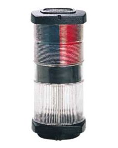 Maxi Tri Colour & Anchor Nav Light (Black)