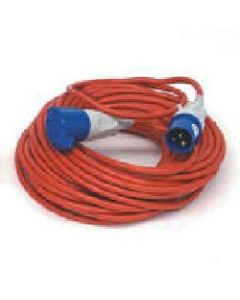 Mains Hook Up Shore Power Lead 25Mtr
