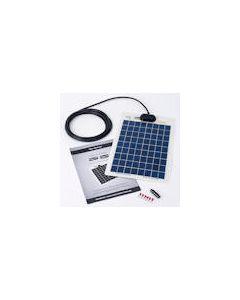 PV Logic Flexi Solar Panel Kit 10Watt