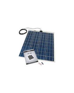 PV Logic Flexi Kit 80w & 10Ah Charge Controller