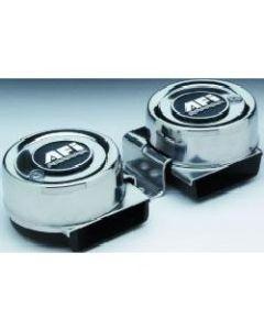 Mini Compact Twin Elec Horn 12V