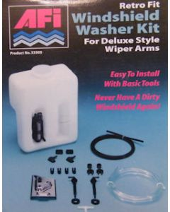 AFI Add On Windscreen Washer Kit