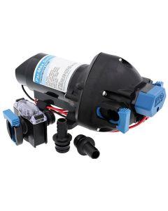 Jabsco Par-Max 2 Freshwater Pump 12 volt 35psi 7.6lpm (1 outlet)