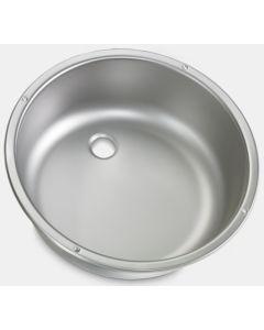 Smev S/S Round Sink
