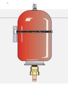 Surecal 2 ltr Expansion Tank