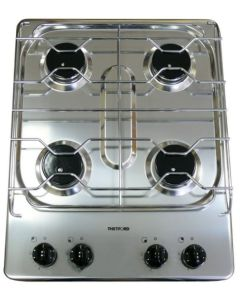 Spinflo 4 Burner  S/S Hob 500mm x 400mm