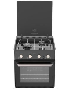 Thetford Triplex 3 Burner Hob, Oven & Grill