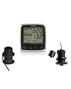 Raymarine i50 Tridata Pack, with P120& P19 Transducers