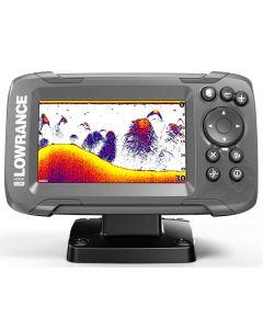 Lowrance HOOK2-4x Fishfinder GPS Bullet Skimmer CE ROW