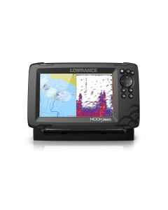 Lowrance Hook Reveal 7 83/200 HDI Fishfinder / Chartplotter