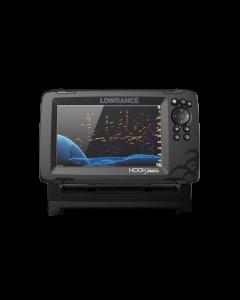 Lowrance Hook Reveal 7 TripleShot Fishfinder / Chartplotter