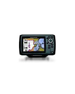 "Humminbird G2 Helix 5 Sonar GPS Fishfinder/Plotter 5"""