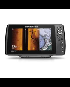 Humminbird Helix 10 CHIRP MSI+ GPS Chartplotter/Fishfinder G3N