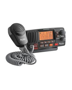 Cobra F57 Fixed VHF Marine Radio - Black