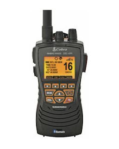 Cobra HH600 Floating VHF Marine Radio with DSC, GPS & Bluetooth