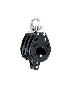 Harken 75mm Carbo Triple & Becket  Block