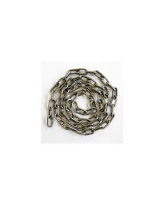 S/S Short Link Chain -3mm to 6mm