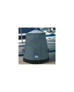 Blue Performance Winch Cover Size: 6