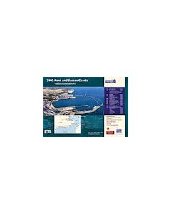 Imray Kent Coast Chart Pack 2100