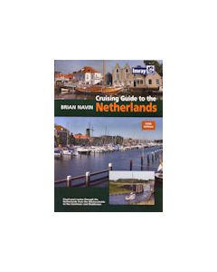 Cruising Guide To The Netherlands - 5th Edition
