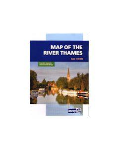 River Thames Map