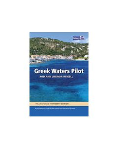 Greek Waters Pilot 13th Edition