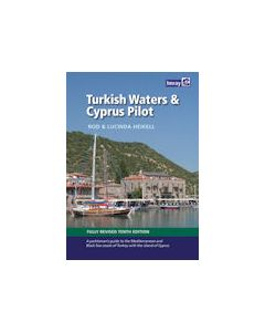 Turkish Waters & Cyprus Pilot - 10th Edition