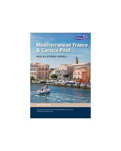 Mediterranean France & Corsica Pilot - 6th Edition